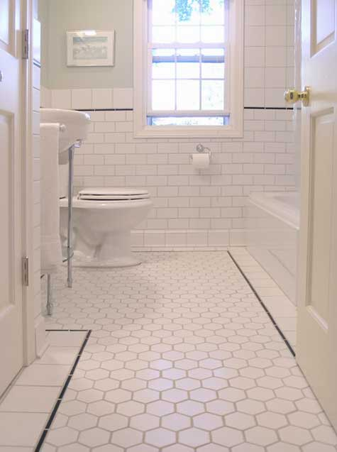 Bathroom ideas from restyle tile stone l l c shakopee for White bathroom tiles ideas